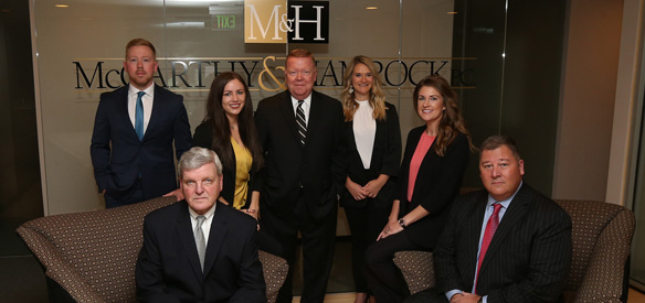 McCarthy & Hamrock, P.C. group photo